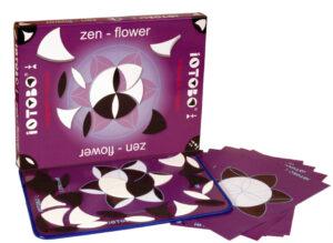 iOTOBO Mandala zen flower