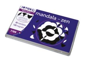 iOTOBO Mandala zen
