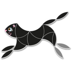 Panthère noire iOTOBO